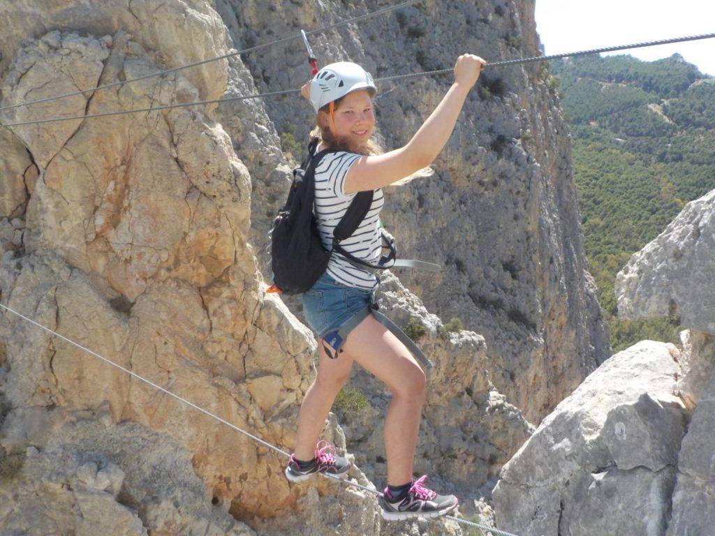 Mejores Vias Ferratas Andalucia 2
